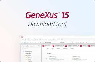 GeneXus descargar Trial