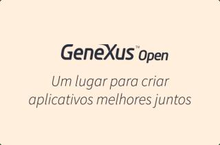 GeneXus Open