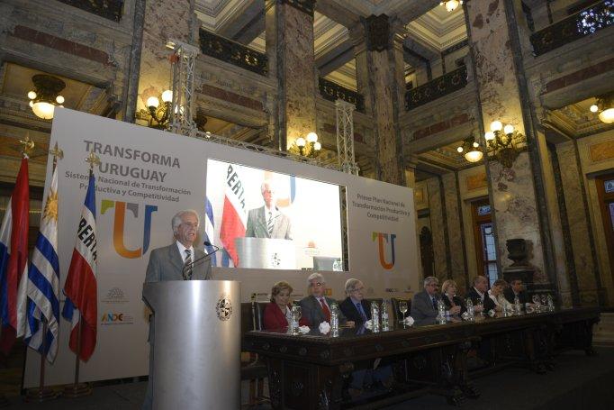 Foto: Departamento de Fotografía del Parlamento del Uruguay.